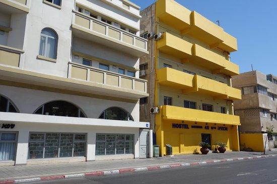Hayarkon 48 Hostel: Hostel