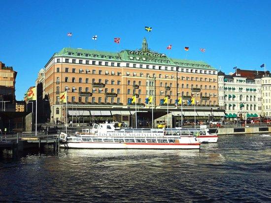 Grand Hotel: Hotel