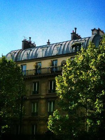 Courcelles-Parc : Iconic french residence