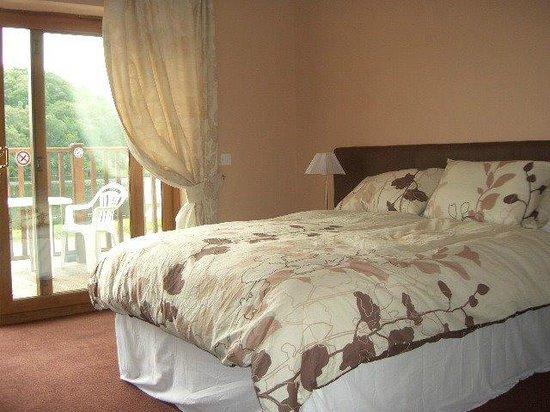 Torran Bay Hostel: Double Room