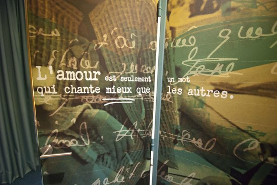 Hotel Montmartre Mon Amour Paris Tripadvisor