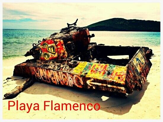 Playa Flamenco: Solo Flamenco