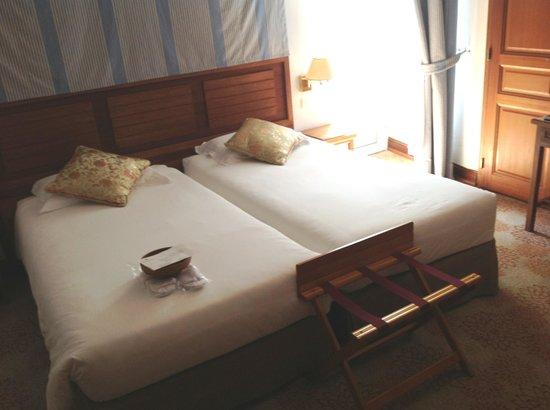 Villa Kerasy Hotel Spa : Chambre Lorient
