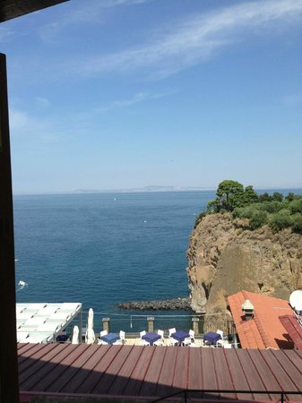La Ripetta: Western sea view