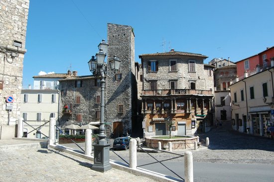 Torre Palombara - Dimora Storica: The local town - Narni! 5 min drive from TP.