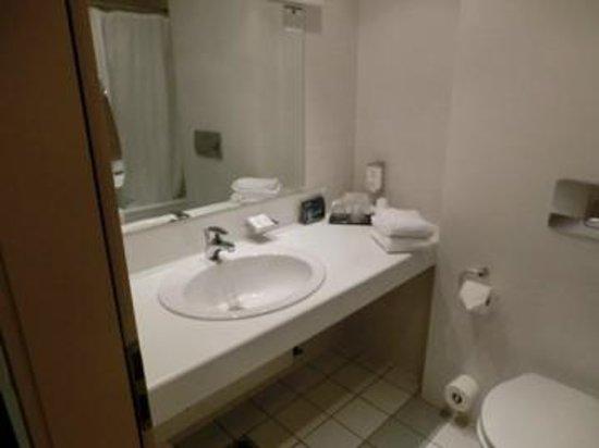 Hotel Cristal : 洗面所