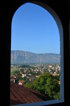 Locanda Incantata: View from our room / vista della camera
