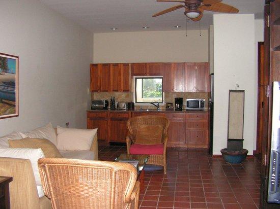 kitchen area picture of luana waikiki hotel suites