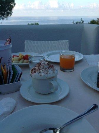 Hotel San Giorgio Terme: colazione