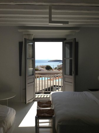 Anemi Hotel : view from room