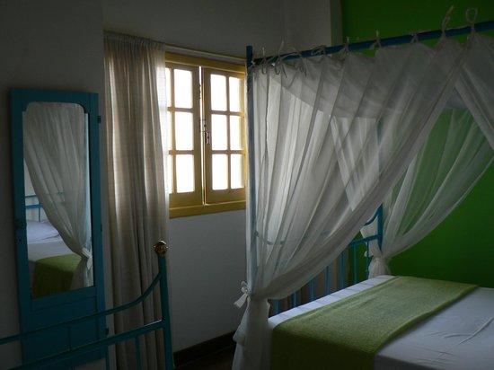 Pousada Colonial: particolare della stanza