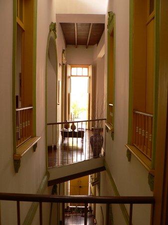 Pousada Colonial: le scale