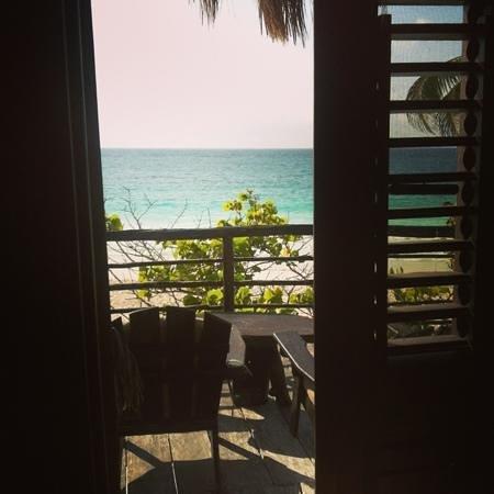 Playa Esperanza: Josefa planta alta