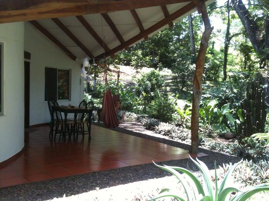 Finca Canas Castilla: unsere Lodge