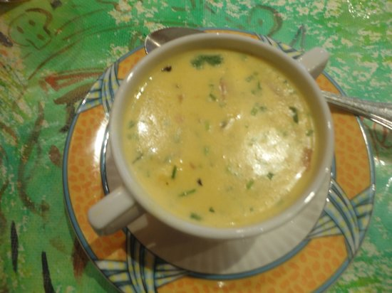 Restaurant Tibet: Bhutanese Cheese Soup