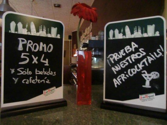 Africa Tamarane: Offers