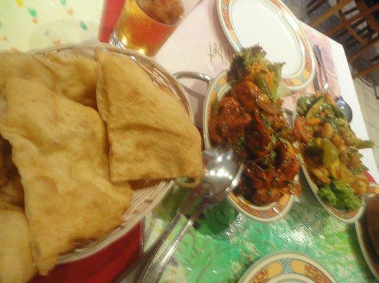 Restaurant Tibet : Yum!