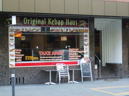 Original Kebap House : Building exterior