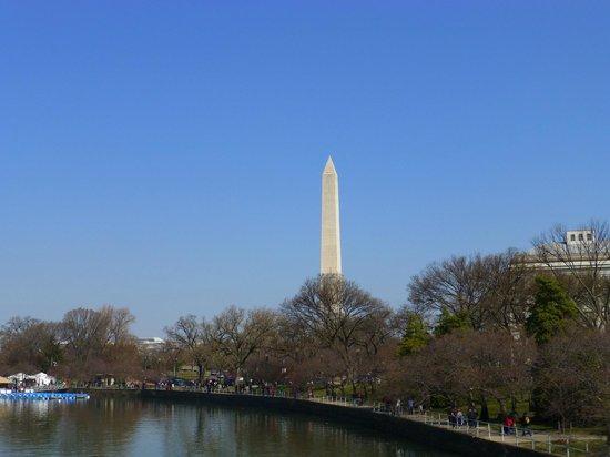 Tidal Basin & Washington Monument