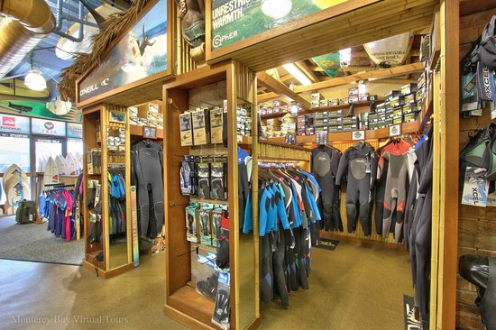 On The Beach Surf Shop: Wetsuits Dept, Men's, Women's, Kids, Toddlers