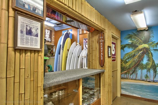 On The Beach Surf Shop: Rental Dept, Surfboards, Wetsuits, Bodyboards, Snowboards
