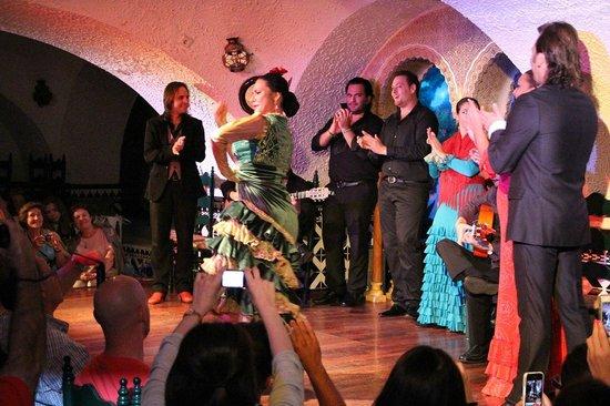 Tablao Cordobes : Awesome dancing
