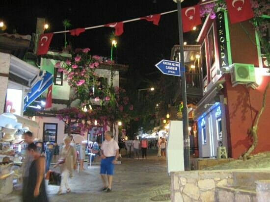 Dream Hotel: Kalkan village