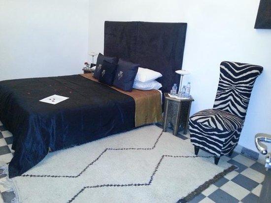 Riad Elizabeth: My room
