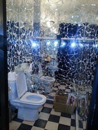 Riad Elizabeth: An amazing toilet