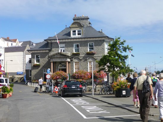 The Old Government House Hotel & Spa : St Peters Port