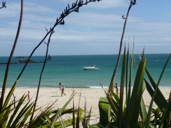 The Old Government House Hotel & Spa : Shell Bay in Herm