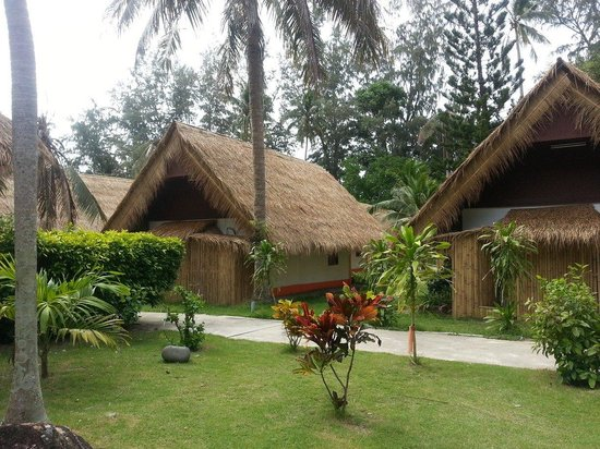 Coral Island Resort: Beach rooms