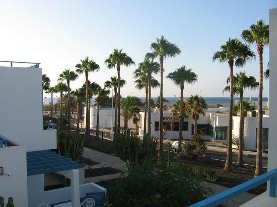 Aparthotel Costa Mar: camera con vista mare