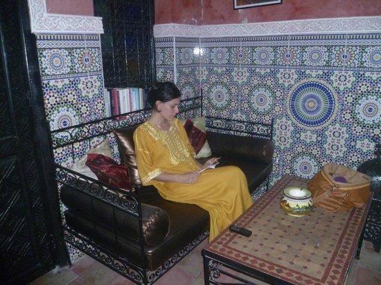 Riad Amskal: Riad relax