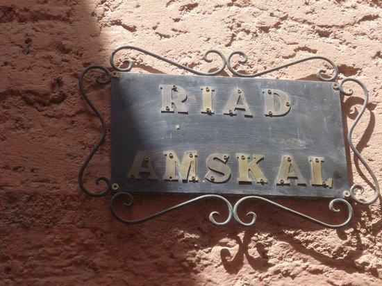Riad Amskal: Riad