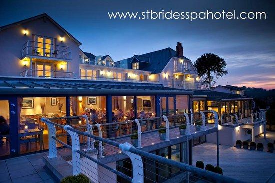 St Brides Spa Hotel