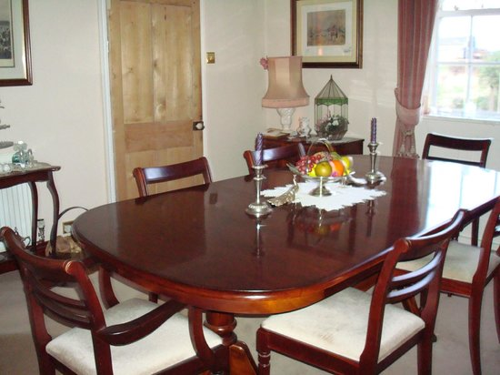 The Homestead : Dining Room