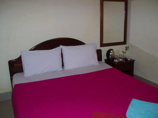 Bliss Villa : bed