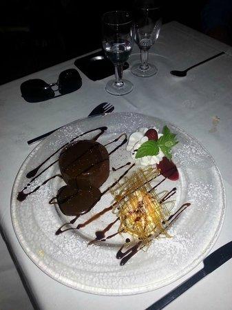 Il Lamparo: Pudding at Ill lamparo