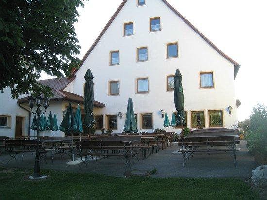 Gasthof-Pension 'BRAUNER HIRSCH': hotel