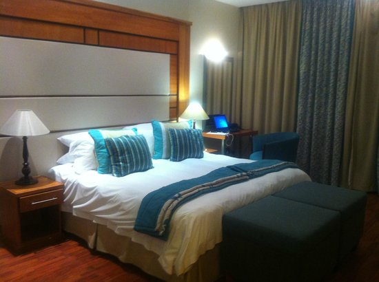 Protea Hotel by Marriott Richards Bay Waterfront : Bedroom