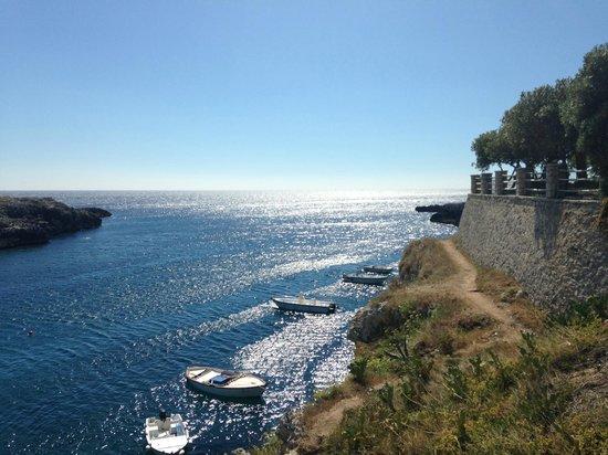 Agriturismo Masseria Terra di Otranto : Porto Badisco