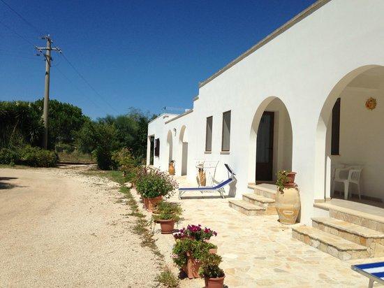Agriturismo Masseria Terra di Otranto : La Masseria Terra di Otranto