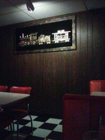 I LOVE the 1970s interior