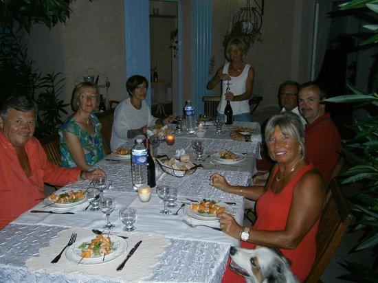 l'Escleriade: Table d' hôtes