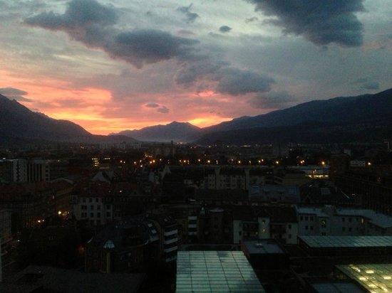 Hilton Innsbruck: Breathtaking Views