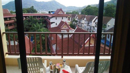 Baan Yuree Resort  and  Spa: Balcony