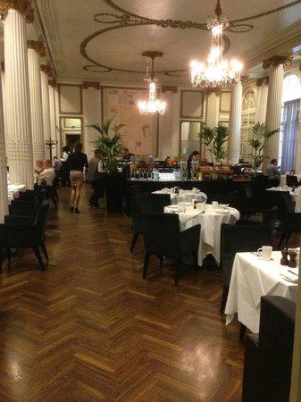 The Waldorf Hilton London: Restaurant