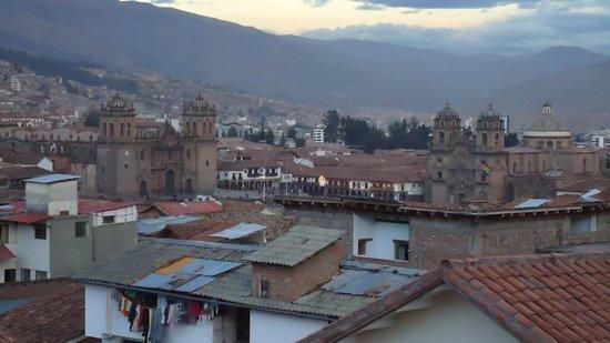 Pampawasi Hostel: Vista de las Habitaciones