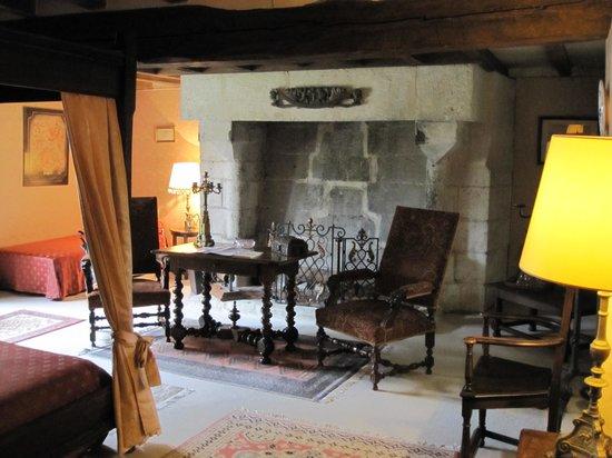 La Croix de la Voulte: Room Anjou